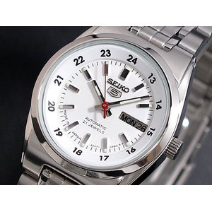 【開店記念セール!】 セイコー SEIKO セイコー5 SEIKO 5 自動巻き 腕時計 SYMB93J1, カホーPLUS 24c42158