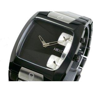 【好評にて期間延長】 ニクソン NIXON バンクス ツートンブラック ツートンブラック NIXON 腕時計 腕時計 メンズ A060-035, PRO-SHOP YASUKICHI:b2be191e --- ahead.rise-of-the-knights.de