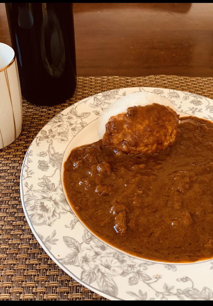 国産 カレー スパイシー キーマ 牛肉 レトルト スパイス 送料無料 保存