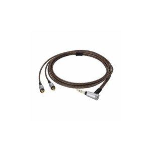 【驚きの価格が実現!】 Audio-Technica オーディオテクニカ HDC213A/1.2 ヘッドホン用着脱ケーブル(インナーイヤー用) 1.2m, 東風平町 4083d142