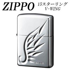 信頼 ZIPPO 15スターリングV-WING スタイリッシュなデザインで上品かつゴージャスなジッポーです。, 輝く素肌 【プリティシモ化粧品】:bdd406df --- rr-facilitymanagement.de