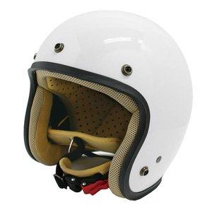 最大80%オフ! ダムトラックス(DAMMTRAX) JET-D ヘルメット PEARL WHITE PEARL LADYS WHITE スリムなシルエットがおしゃれなヘルメット。, 上里町:8687d13b --- skyparkingzaventem.be