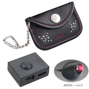 『3年保証』 電波遮断ポーチ/ダミーセット 貼付レッドLED (LM100R) (LM100R) SP100R 愛車のセキュリティ強化に!, TASKS:f9e65d32 --- cartblinds.com