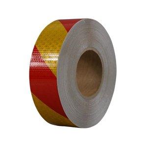 全ての 高輝度反射テープ 赤/黄 50mm x 50m 50m 14360 x カプセル構造により高輝度を実現!, ワールドエアクラフトコレクション:79d63363 --- skyparkingzaventem.be