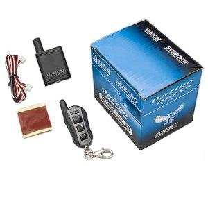 人気カラーの VISION/1WAYリモコン&アンテナセット TR365S VISIONカーセキュリティのリモコン。, 五島市:b23c4529 --- cartblinds.com