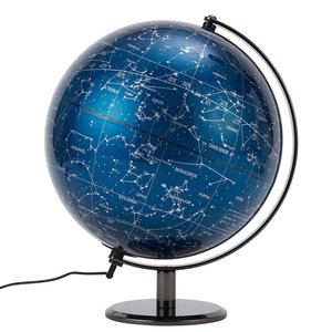 [宅送] 茶谷産業 Fun Science 天球儀 天球儀 茶谷産業 ライト 331-102 ロマンチックな天球儀の形のライト。, VOLUME:cd1c909f --- ardhaapriyanto.com