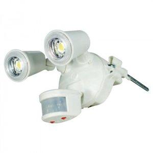 人気デザイナー SLS-CE20W-2P LEDセンサーライト LEDセンサーライト クラブ クラブ・アイ・アイ 09326 動くものを感知して点灯するLEDセンサーライト SLS-CE20W-2P。, 超特価SALE開催!:4e576eb8 --- showyinteriors.com
