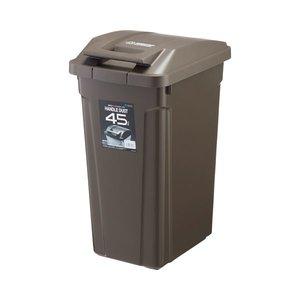 【破格値下げ】 (まとめ) アスベル SPハンドル付ダストボックス アスベル 45L ブラウン 1個 1個【×2セット (まとめ)】 掃除用品 ゴミ箱 分別型, SHELTER:9329f34a --- dpu.kalbarprov.go.id