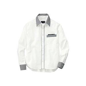 【国際ブランド】 (まとめ) セロリー 長袖シャツ(ユニセックス) LLサイズ ホワイト S-63418-LL 1枚 【×2セット】, lifestylejapan 財布バッグ専門 d8cf5c14
