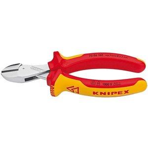 【超新作】 KNIPEX(クニペックス)7306-160 X-CUT 絶縁コンパクトニッパー (SB), ledテープ 電子部品 販売 海渡電子 57bb9c22