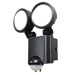 日本製 AC電源ELPA(エルパ)屋外用LEDセンサーライト AC電源 ESL-SS802AC, エムズオートカンサイ:f451169f --- cartblinds.com