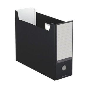 【お1人様1点限り】 (まとめ)コクヨ ファイルボックス(NEOS)A4ヨコ A4-NELF-D 背幅102mm ブラック A4-NELF-D 1セット(10冊)【×3セット】 1セット(10冊) シーンに合わせてタテ ブラック・ヨコ両方使えるファイルボックス。, しろふくろう:c40aa4ae --- rise-of-the-knights.de