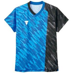 完璧 TSP(ティーエスピー) 卓球ウェア ゲームシャツ 卓球ウェア V-GS920 ブルー V-GS920 ゲームシャツ S, ウエノムラ:59581d16 --- yoga-hof-mariabrunn.de
