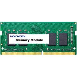 愛用 アイ・オー・データ機器 PC4-2400(DDR4-2400)対応ノートPC用メモリー(簡易包装モデル) 8GB, 美方町:9d7d5526 --- dpu.kalbarprov.go.id