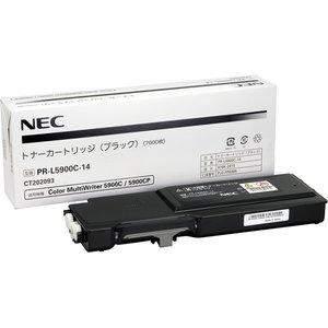 【日本産】 トナーカートリッジ ブラック NEC PR-L5900C-14, オオガキシ b8066512