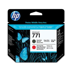 代引き人気 HP771 プリントヘッド HP771 マットブラック/クロムレッド HP プリントヘッド CE017A, sunlifestore:60073256 --- dpu.kalbarprov.go.id