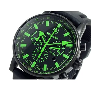 殿堂 【送料無料】 ウェンガー ウェンガー 腕時計 WENGER クロノグラフ 腕時計 メンズ 70891 メンズ ブラック, ハーブティーの店ナチュラルリズム:be747f36 --- rr-facilitymanagement.de