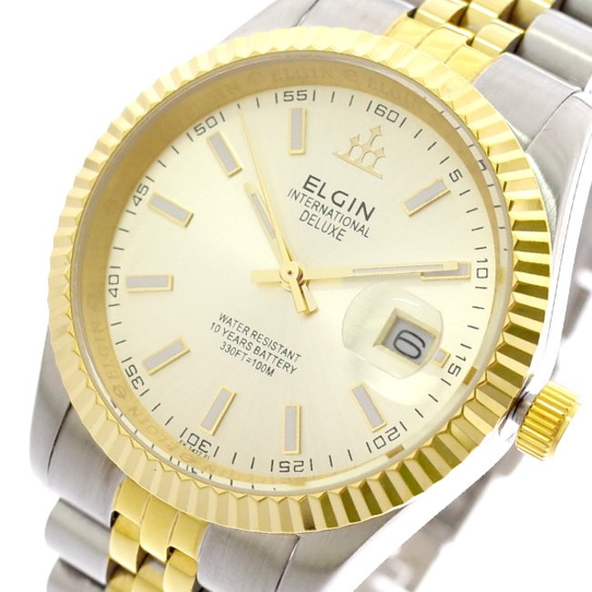 エルジン 時計