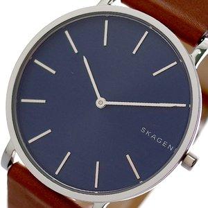 生まれのブランドで 【送料無料】 スカーゲン SKAGEN SKAGEN 腕時計【送料無料】 メンズ SKW6446 ハーゲン HAGEN 腕時計 クォーツ ネイビー ブラウン ネイビー, ジョウボウグン:9c372a89 --- abizad.eu.org