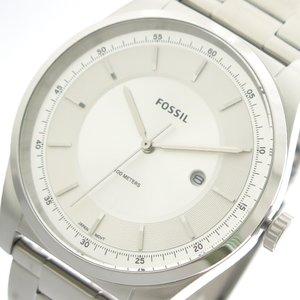 【同梱不可】 【送料無料】 フォッシル FOSSIL 腕時計 メンズ FS5424 クォーツ ホワイトシルバー シルバー ホワイト, ペット用品フェイスワン eb32036e