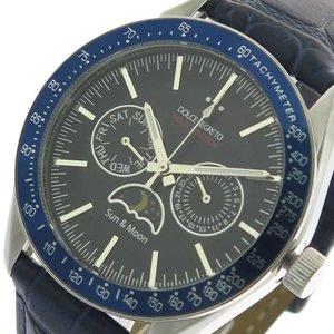 【送料込】 【送料無料】 ドルチェセグレート DOLCE ブラック SEGRETO ネイビー 腕時計 メンズ MW390BUBU クォーツ クォーツ ブラック ネイビー ブラック, 爆買い!:6efc923b --- peter-schrenk.de
