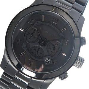 格安新品  【送料無料】 マイケルコース MICHAEL KORS クオーツ クオーツ メンズ 腕時計 KORS MK8157 MK8157 ブラック ブラック, 雄踏町:64e461b4 --- rr-facilitymanagement.de