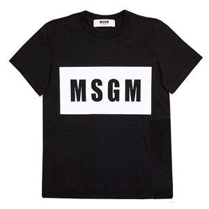 ずっと気になってた 【送料無料【送料無料】】 エムエスジーエム MSGM MSGM 2641MDM95-BK-S Tシャツ 2641MDM95-BK-S ブラック, Pixie:04254836 --- turkeygiveaway.org