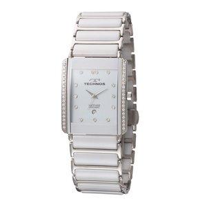 (訳ありセール 格安) 【送料無料】 T9557TW テクノス TECHNOS 腕時計 テクノス メンズ T9557TW クォーツ【送料無料】 ホワイト 国内正規, MGCメガネ販売:f5a4feab --- ancestralgrill.eu.org