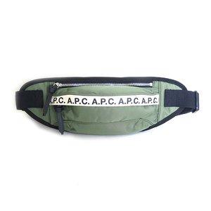 正規品販売! 【送料無料 A.P.C.】 A.P.C. PAACL ボディーバッグ メンズ レディース H62129 JAA PAACL JAA カーキ, waistrap ストア:6e5939d2 --- parker.com.vn