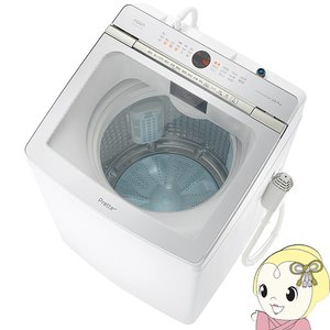 【2018年製 新品】 【設置込】 アクア プレッテ 全自動洗濯機 12kg ホワイト AQW-GVX120J-W, ブランドデポ TOKYO 0098e072