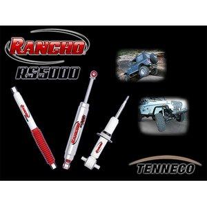 おすすめネット ランチョ RS5000 フロント2本 [ランドクルーザー RANCHO FJ80G RS5000 3インチUP] ランチョ RANCHO ショックアブソーバー 送料無料【web-carshop】 Rancho 品番:RS5014, 電材39:1808b386 --- gardareview.ie
