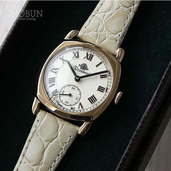 ロゼモン 腕時計 Nostalgia Rosemont N001-YWR BWH