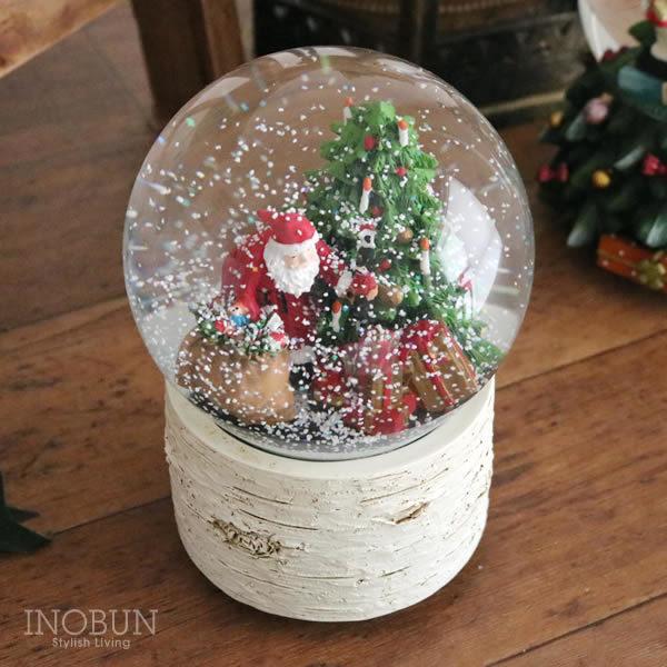 ハルモニア HARMONIER オルゴール ホワイト クリスマス