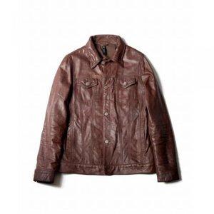 高級ブランド glamb【グラム】Raymond leather leather JKT JKT 2, タオルの森:193a9809 --- parker.com.vn