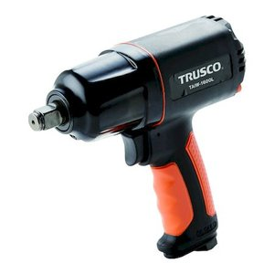 完璧 TRUSCO TAIW-1600L エアーインパクトレンチ 軽量タイプ 差込角12.7mm TAIW1600L, 生活まるまる隊 47ed215e