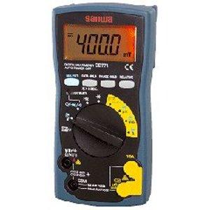 日本限定 sanwa(三和電気計器) [CD772] デジタルマルチメーター 温度測定可能 CD-772 【翌日配達】【即納・在庫】, アヅマムラ 17ae99d6