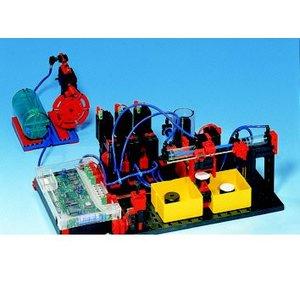 【現品限り一斉値下げ!】 フィッシャーテクニック [CP-05] 空気圧ロボット組立キット CP05, ebeads 47447d26