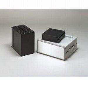 【セール 登場から人気沸騰】 タカチ電機工業 [MSY133-21-35B] 「直送」【・他メーカー同梱】MSY型バンド取手付システムケース MSY1332135B, hABa d7b2f302
