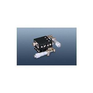 品質検査済 中央精機 [LD-4042-SR1] ハイグレードXYステージ 40×40 納期:約1週間 LD4042SR1【送料無料】, アマギシ 2e20ecd5