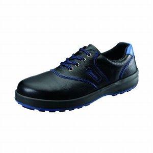 格安即決 シモン[SL11BL クロ/ブル-240] JIS安全靴 SL11BLクロ/ブル240, Kirei 2d206977