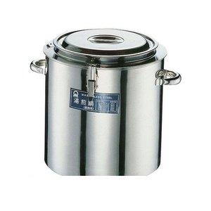 【5%OFF】 [EYS01030] SA18-8湯煎鍋 30cm 4905001025648【送料無料】 [EYS01030] 30cm SA18-8湯煎鍋 [EYS01030] 4905001025648, おそうじチャンネル:1241eb59 --- frmksale.biz