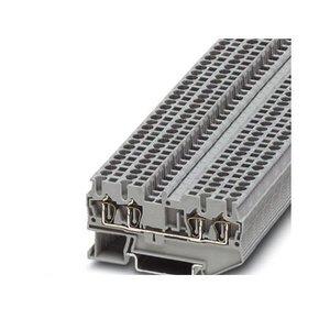 古典 フェニックスコンタクト(Phoenix Contact) [ST2.5-QUATTROGN] 接続式端子台 - ST 2,5-QUATTRO GN - 3037465 (50入) ST2.5QUATTROGN【送料無料】, ながさきけん d99d1254
