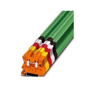 最新な フェニックスコンタクト(Phoenix Contact) [UT2.5GN] 接続式端子台 - UT 2,5 GN - 3045091 (50入), GENERAL STORE e9accb35
