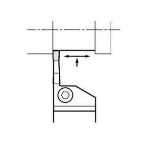 【誠実】 京セラ[KGDL1616H3T06] 溝入れ用ホルダ, ラナイブルー e3cf74d6