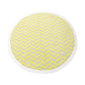 人気の春夏 [4589660501172]【5個入】 Round OLSIA Round& Round Round Herringbone Herringbone pattern round towel フリンジタイプ large イエロー×グレー [4589660501172]【5個入】 OLSIA Round& Round Herringbone pattern round towel フリンジタイプ large イエロー×グレー, 日本テレフォンショッピング:6e18e6fd --- ruchielectricals.com