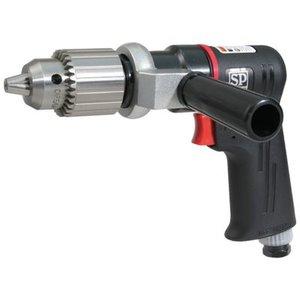 【驚きの価格が実現!】 SP[SP-7527] 超軽量エアードリル13mm(正逆回転機構付き)SP7527, 8(eight) 67041cb8