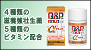 QPアルファ+160錠