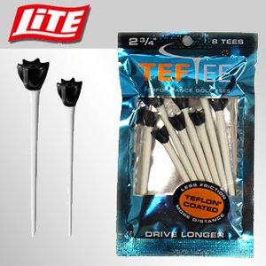 ゴルフティーTEF TEE テフティー70mm (8 本入り)・82mm (6 本入り)【ライトT 384 】【DM 便可能】