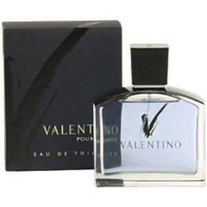 送料無料 香水 フレグランス VALENTINO バレンチノ V プールオム オードトワレ スプレータイプ 100ml VALENTINO V POUR HOMME