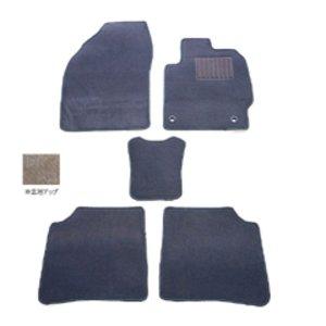 送料無料 AMANO 天野 ボンゴ バン 年式:H11~ 4WD フロアマット一式 スクエア [カラー:グレー]
